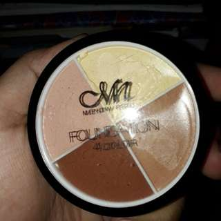 Foundation 4 colour