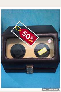 Arca Futura Winder Watch Box