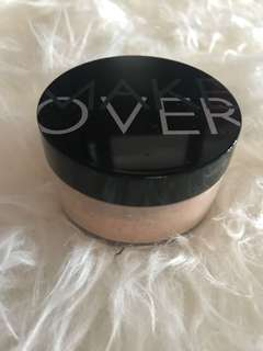 Lose powder makeover
