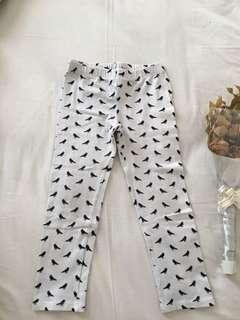 Leginga White Bird