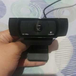 Logitech 1080p Web Camera