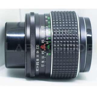 Lensa Wide Pentor AUTO 28mm F2.8 Mount M42