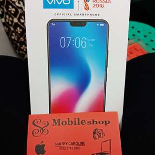 Vivo V9 Smarphone - Keluar an terbaru dari Vivo yuk kredit bisa