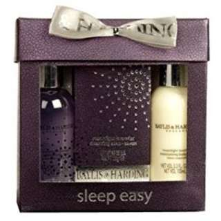 Baylis & Harding Lavender Sleep Easy Gift Set - Soap, Body Wash & Body Balm