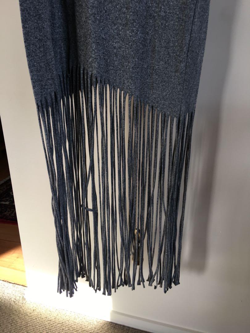 3/4/ maxi dress