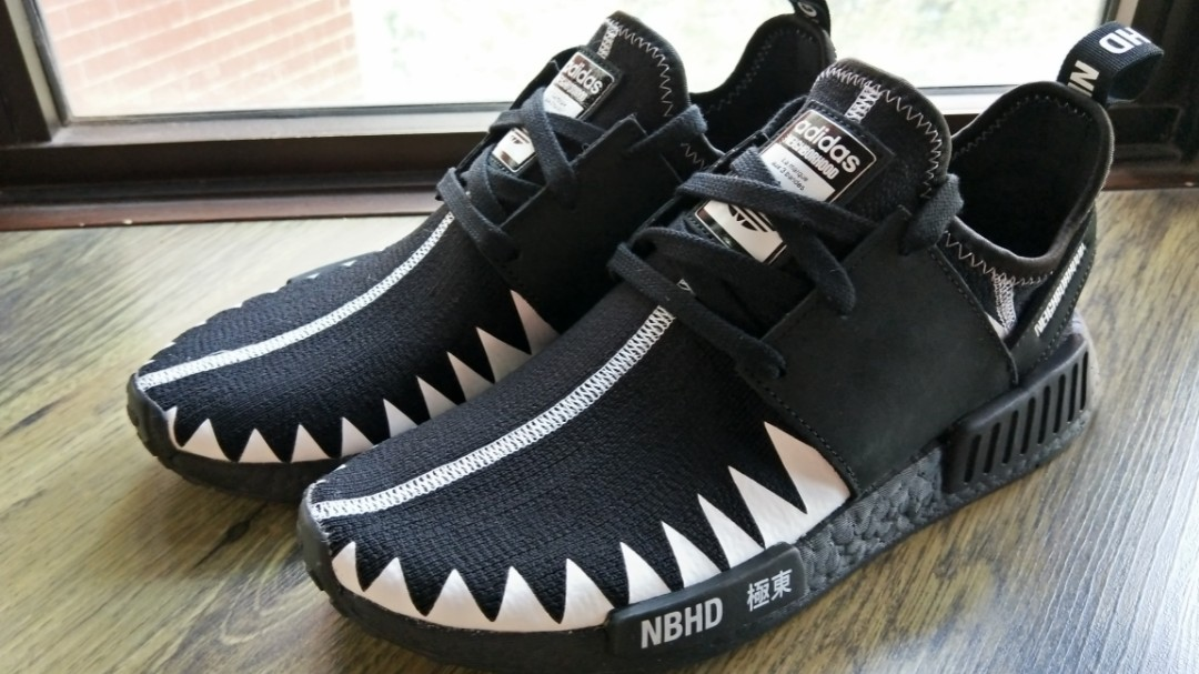 d2b02ac53f6ad Adidas X Neighbourhood NMD R1 PK NBHD