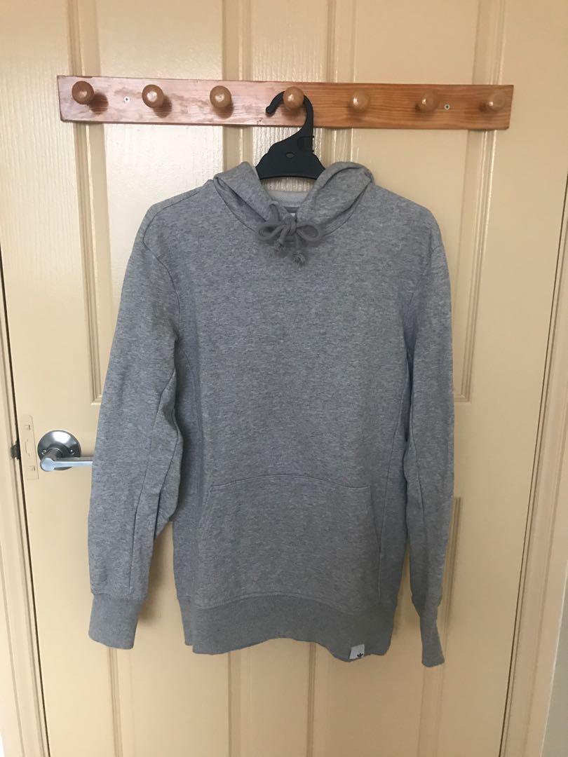 Adidas XBYO grey hoodie