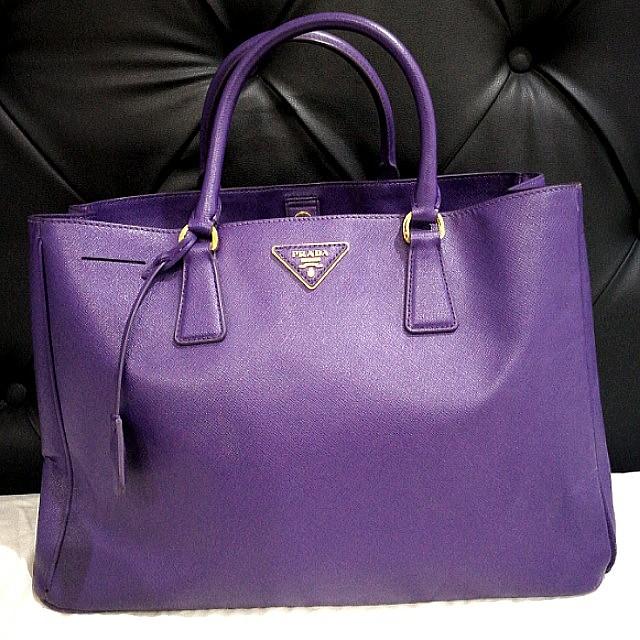 authetic prada galleria handbag