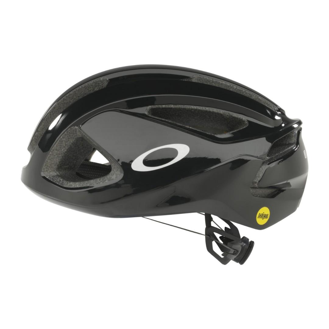 354a7e97c8 Brand New Authentic Oakley ARO 3 Helmet Glossy Black ARO3 aro3 ...