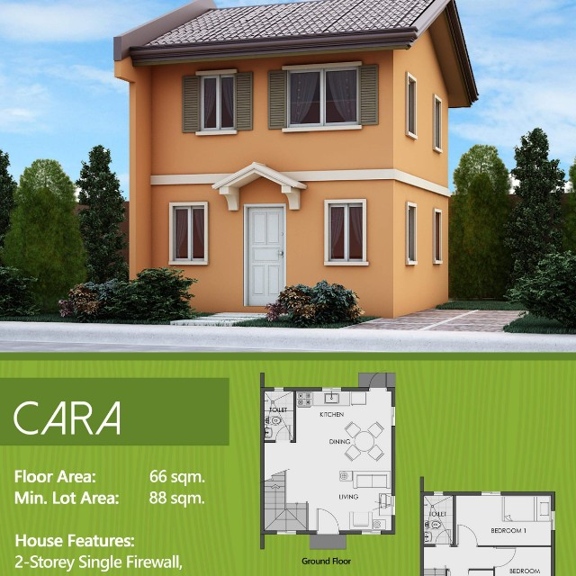 Camella house in cavite