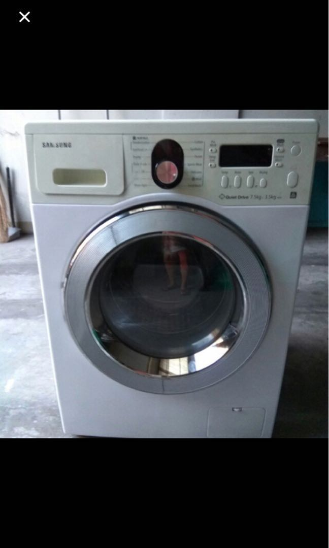 Combo washer and dryer 7.5/3.5kg