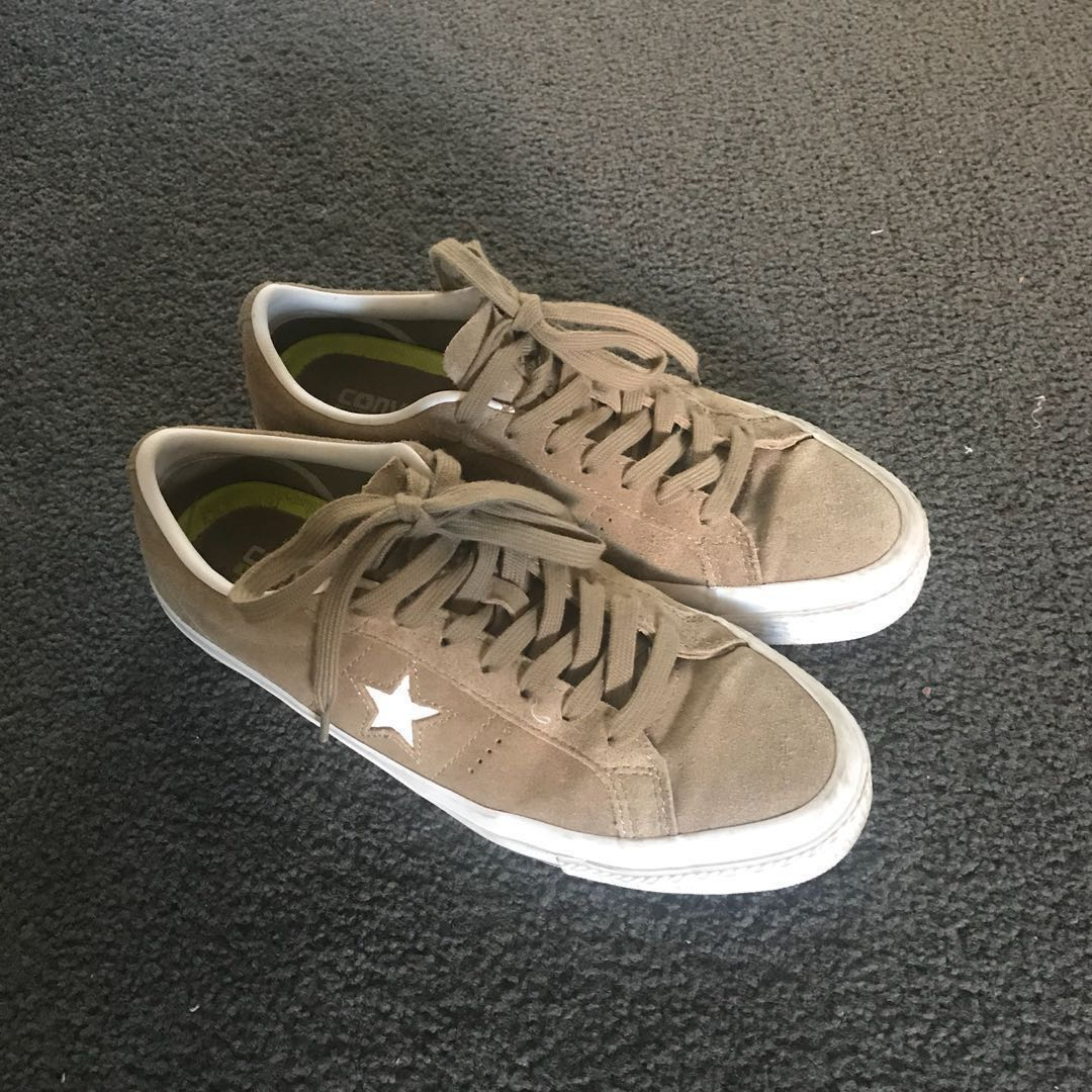 Converse Suede One Stars