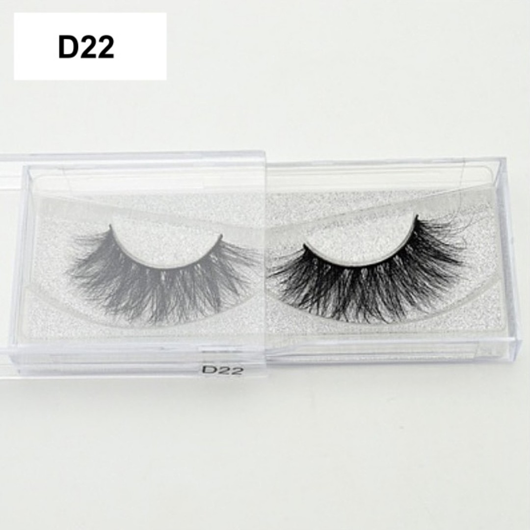 6c7affc5757 D22 Mink Lashes, Health & Beauty, Makeup on Carousell