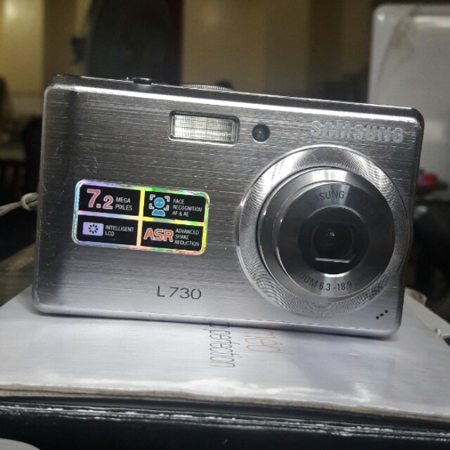 digital camera samsung l730 photography on carousell rh ph carousell com Samsung TV Schematics Samsung Refrigerator Troubleshooting Guide