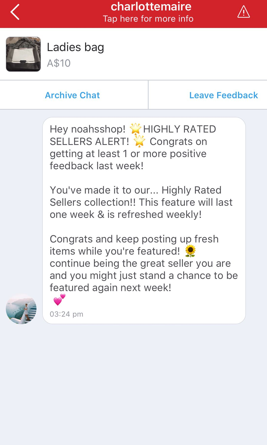 HIGHLY RATED SELLER !!