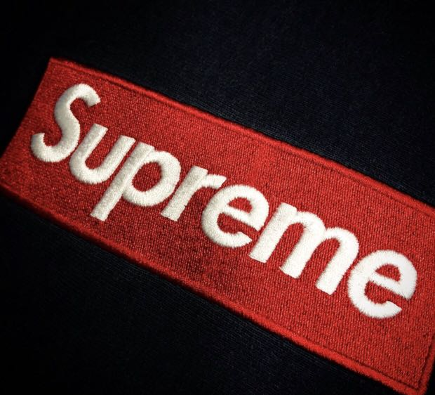 BLACK Supreme Bevel Box Logo Keychain Red SS18 RARE Deadstock Brand New BOX LOGO