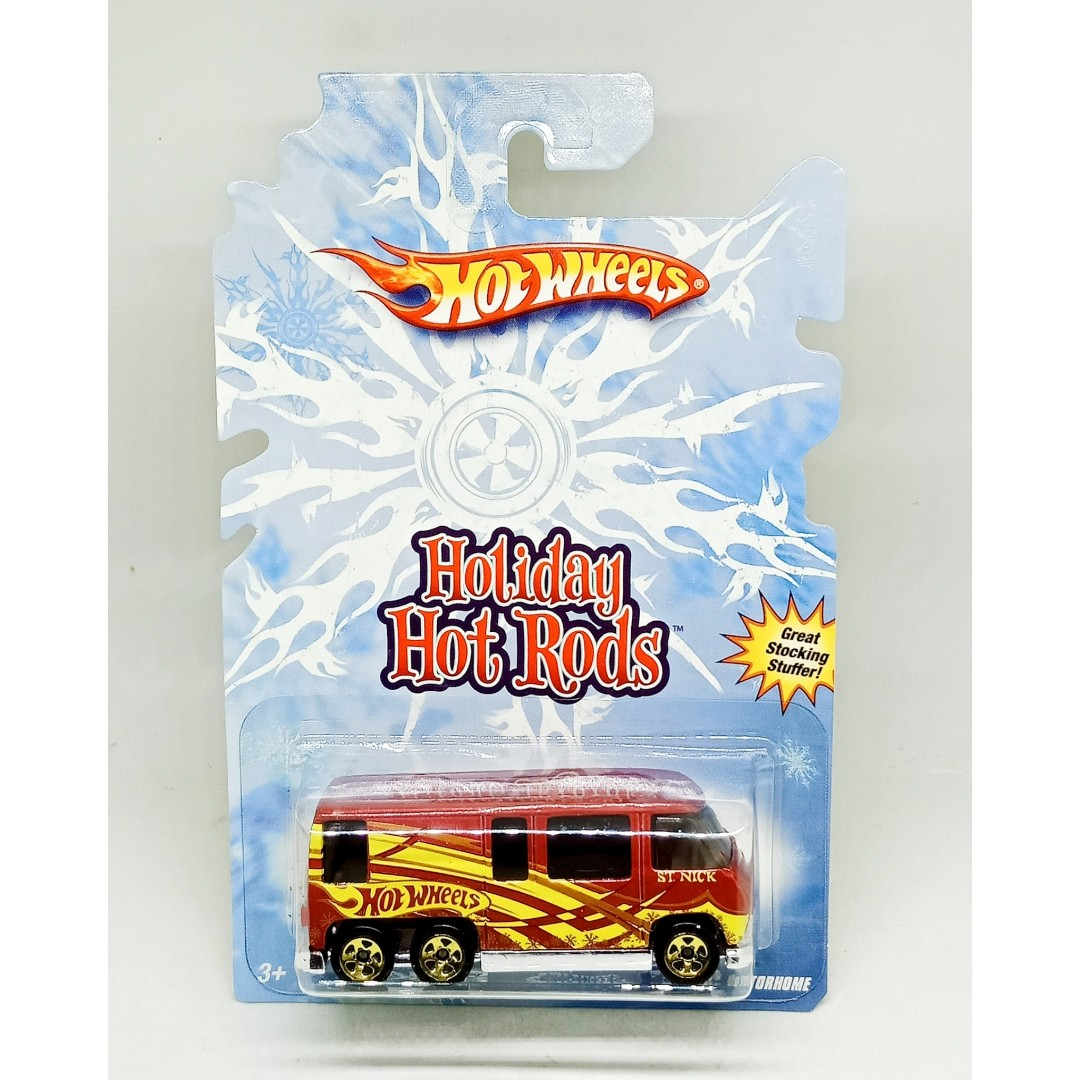 HOT WHEELS - GMC MOTORHOME