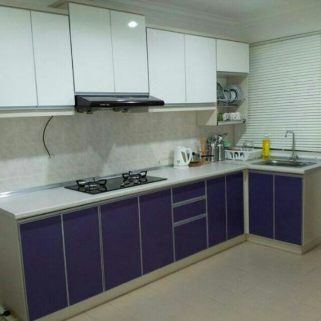 Kabinet Dapur Perabut Table Top Home Furniture On Carou