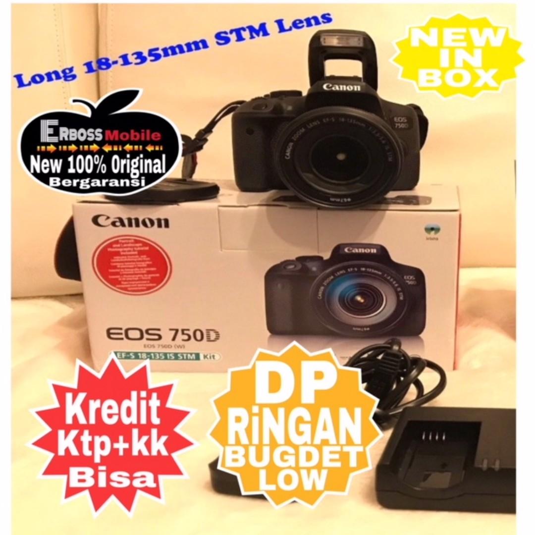 Info Harga Kamera Canon Eos 6d Kit 18 55mm Is Stm Terbaru 2018 80d 135mm Usm