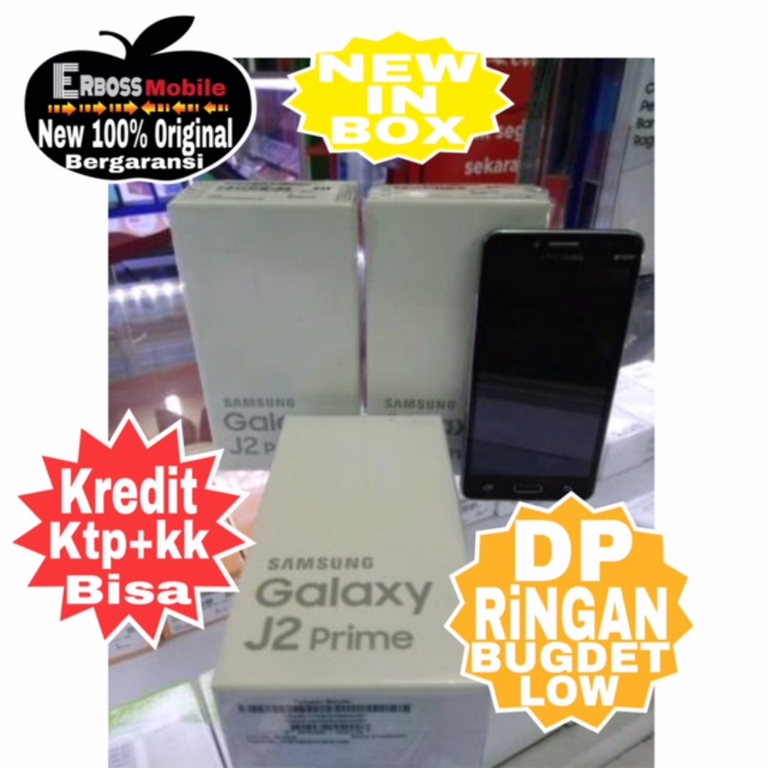 Kredit Low Dp Samsung J2 Prime Resmi Ditoko Promo Ktp Kk Bisa Wa081905288895 Mobile Phones Tablets Android On Carousell