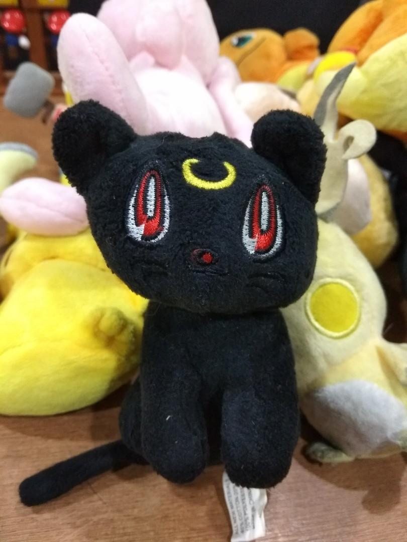 Luna Sailormoon Plushie