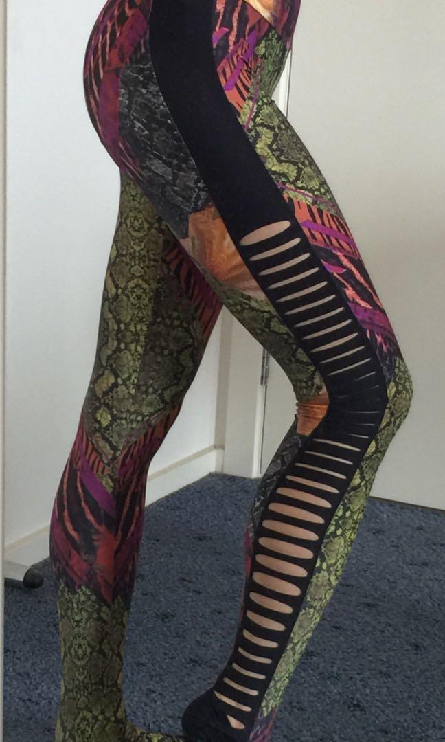 Mika Yogawear Celestial Yoga Pants