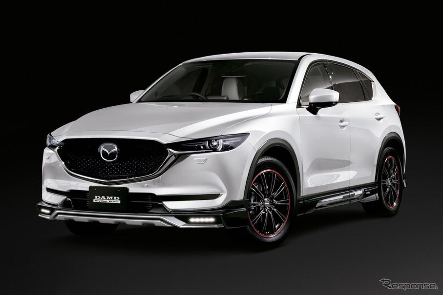 new mazda cx-5 bodykit, car accessories on carousell