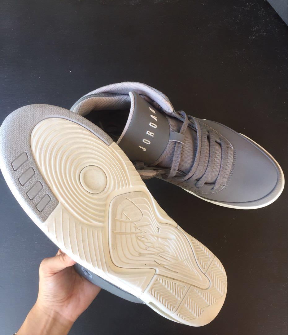 get cheap 43752 583db Nike Air Jordan Flight Origin 4 Wolves Grey
