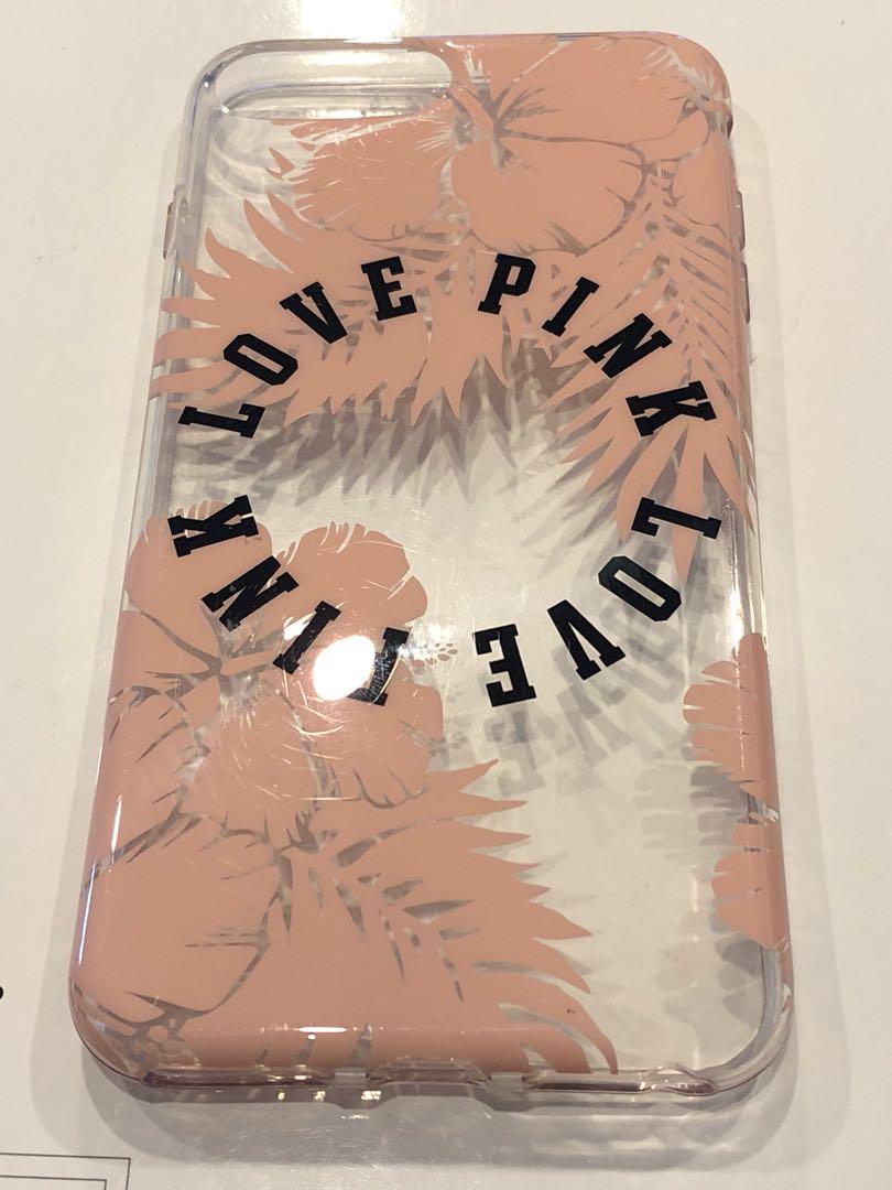 PINK iPhone 7/8 plus cases