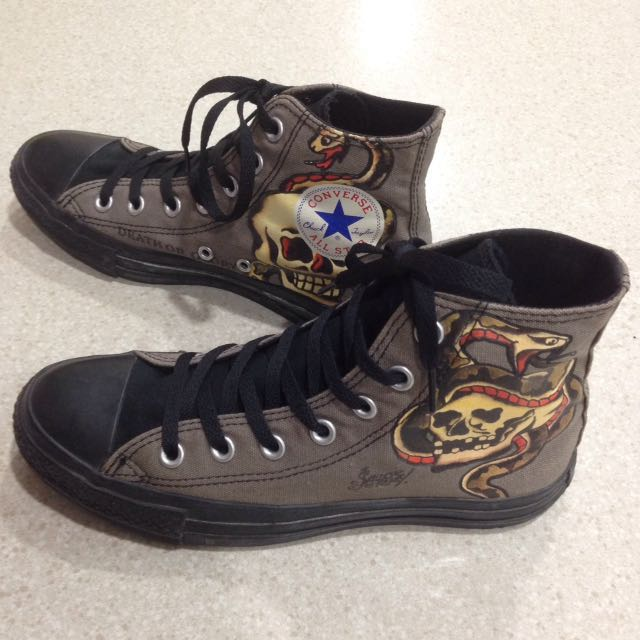 dc336bd55d4400 Sold to        !) Converse All Star Chuck Taylor Limited Edition ...