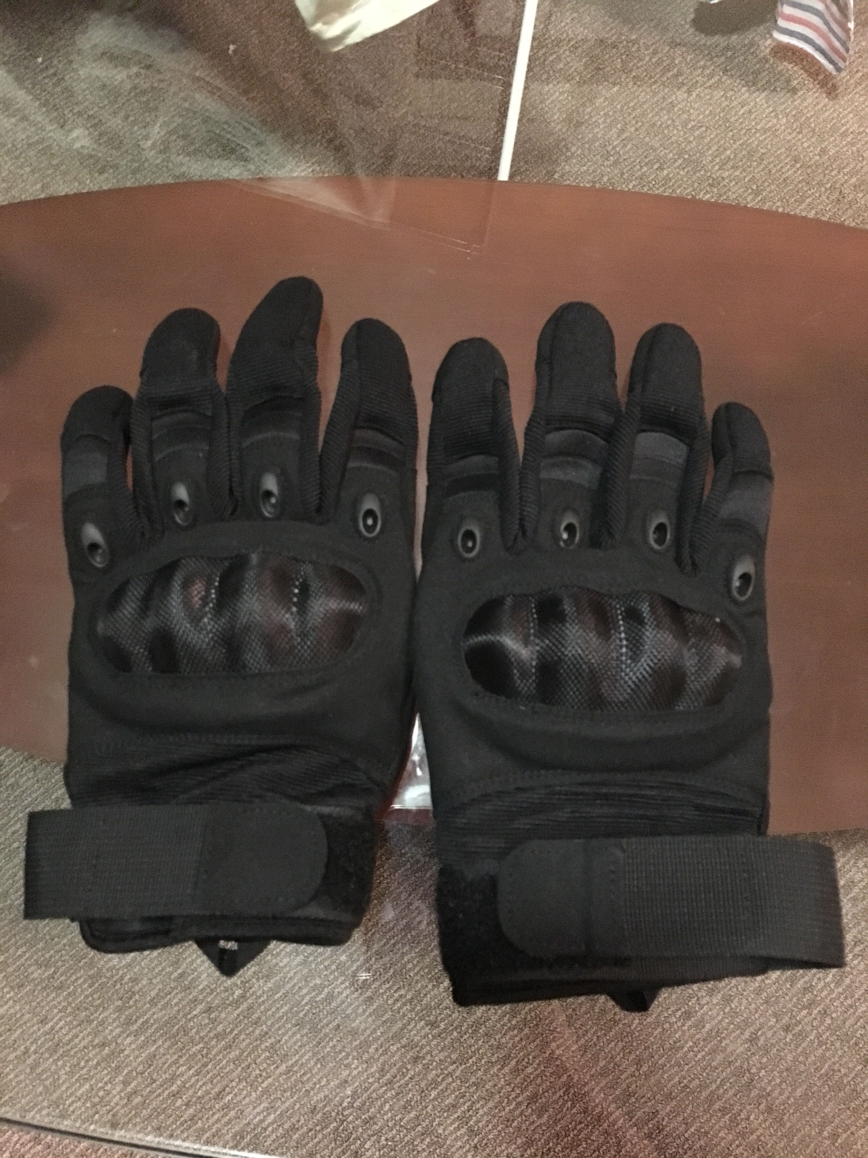 Summer motorcycle gloves touch screen enabled