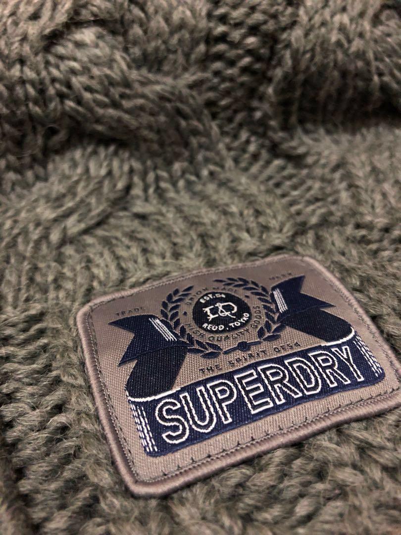 Superdry 頸巾
