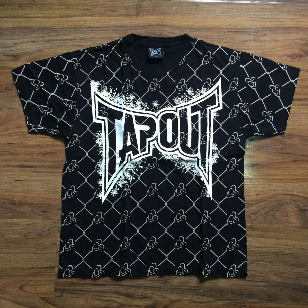 4ed35b913 Tapout Tribal Print T Shirt Mens – EDGE Engineering and Consulting ...