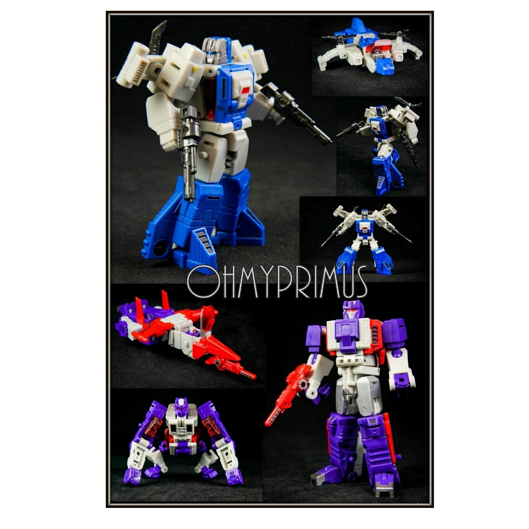 Transformers Unique Toys Palm Series YM-04 NO MINDS /& UN HAPPY in Stock