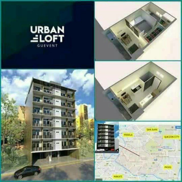 Urban Loft Mandaluyong