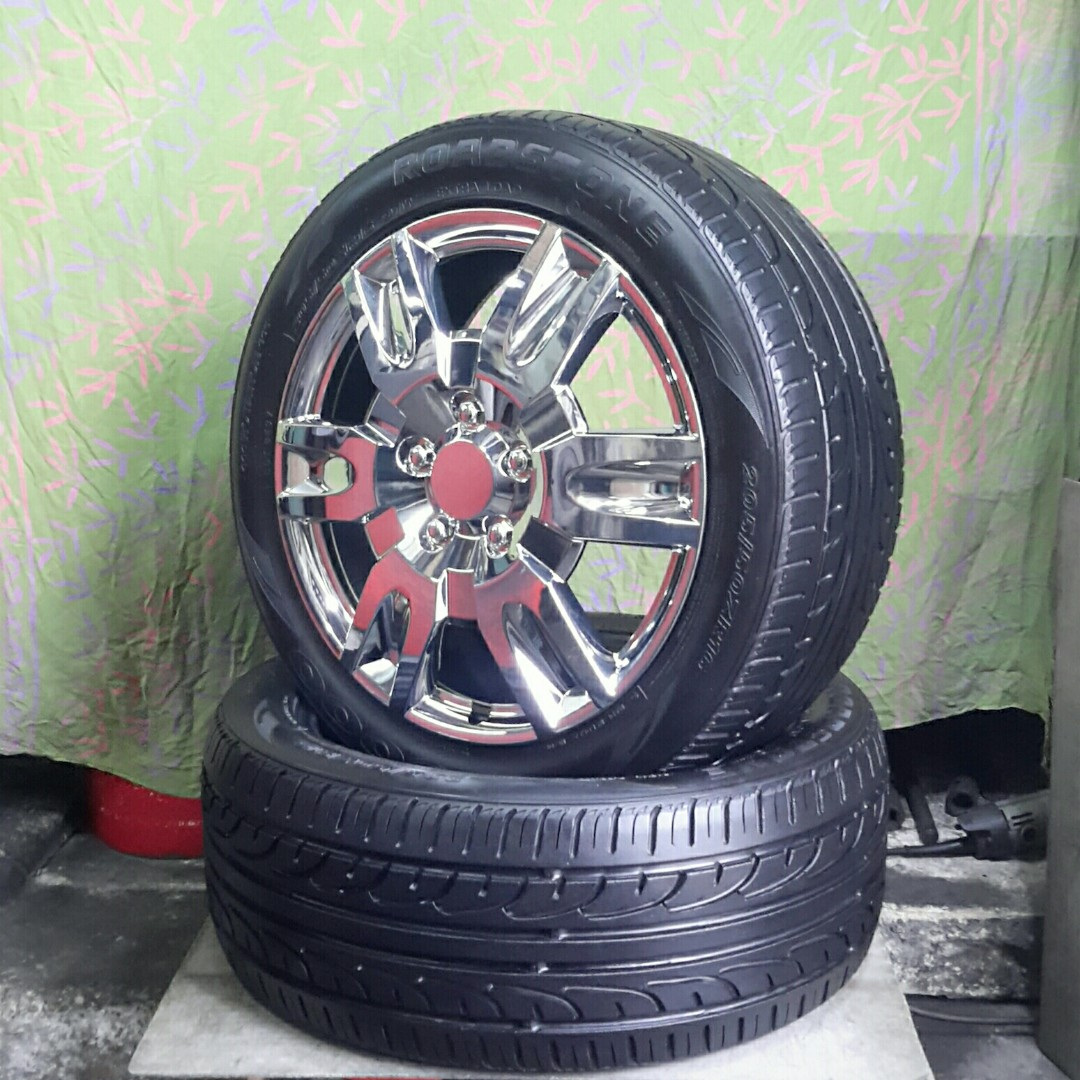 205 50 R16 >> Used 205 50 R16 Sold Roadstone 2pcs