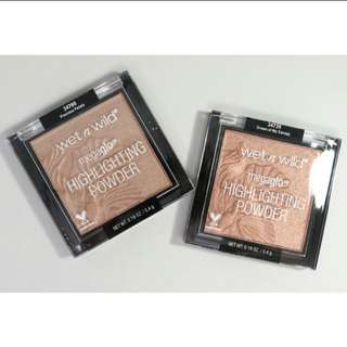 WET N WILD MEGAGLOW HIGHLIGHTER POWDER