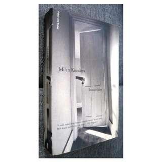Immortality Book by Milan Kundera