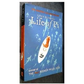 Life of Pi Book by Yann Martel