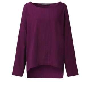 Repriced Loose Blouse Pullover