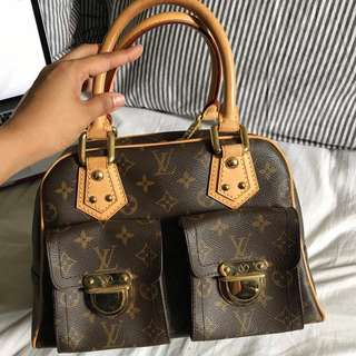 Louis Vuitton Vintage Manhattan PM beg