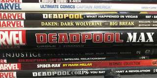 Marvel Comics (Description For Prices)