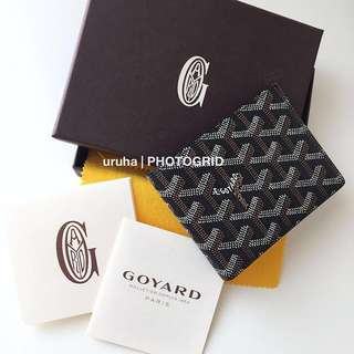 [100% AUTHENTIC] GOYARD men's wallet