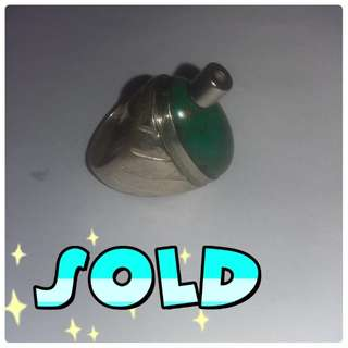 (SOLD)Feroz serat emas badar besi (rare item!!!)