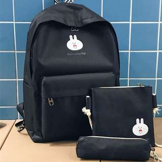 Brand new cony 3 piece bag
