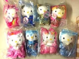 MacDonald's Hello Kitty 4-Pair Set