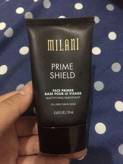 primer MILANI PRIME SHIELD mattifying / matifiant
