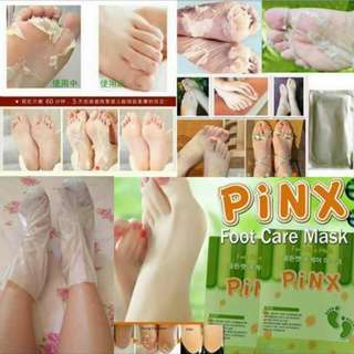 Pinx foot care mask