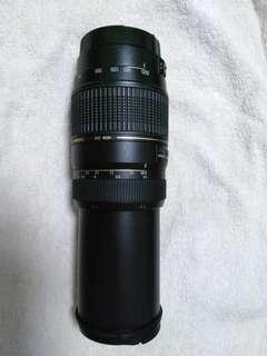 Tamron 70-300 canon EF mount