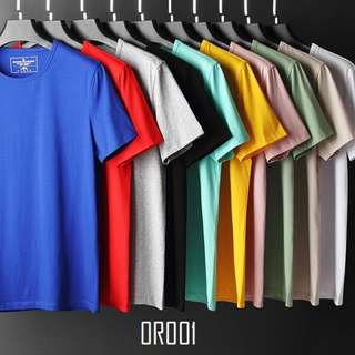 OR001 Basic short sleeve t-shirt. S~3XL